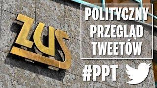 Rekordowy wzrost wysokości składek na ZUS - Polityczny Przegląd Tweetów.