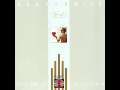 eurythmics - somebody told me