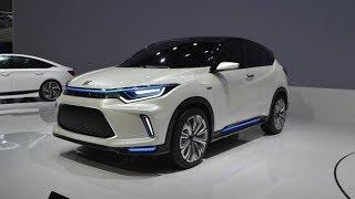 Everus EV Concept, Konsep Mobil Masa Depan Honda