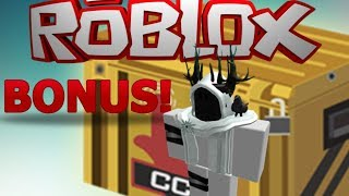 [Case Clicker] New Games? Coinflip!? New Bonus Items & More!! Roblox