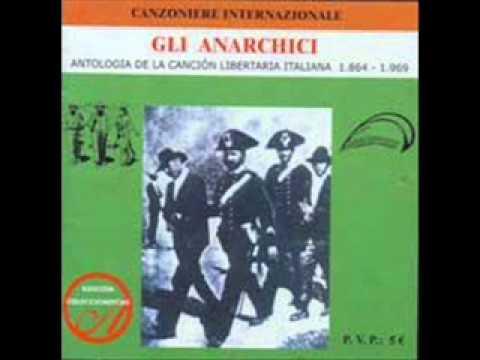 Canzionere Internacionale 1973 - Gli Anarchici