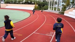 保良局錦泰小學2016年運動會 -- 1年級女子60米賽跑