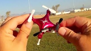 Skytech TK106HW Micro FPV Camera Drone Flight Test Review
