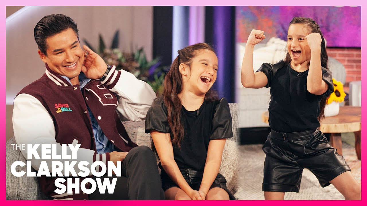 Mario Lopez's Daughter Roasts His Dance Moves | Teaser