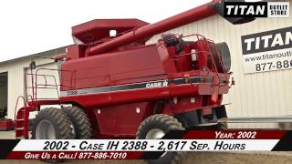case ih 2388 combine for sale