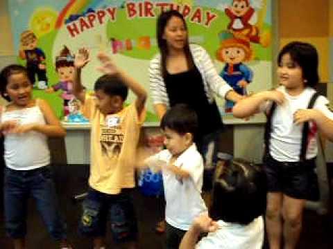 Kiddie Kwela Khian Gregorio B-Day Party 03