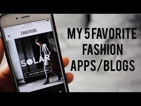 My 5 Favorite Fashion Apps/Blogs |  Women's & Men's Fashion