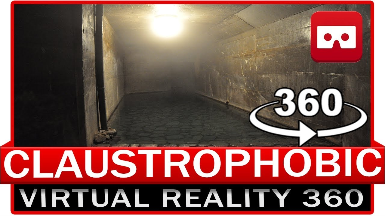 360° VR 4k - CLAUSTROPHOBIA ROOM | VR HORROR | CELL - VIRTUAL REALITY 3D