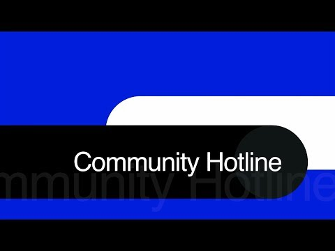 Community Hotline 5/31/17 Portland Youth Builders