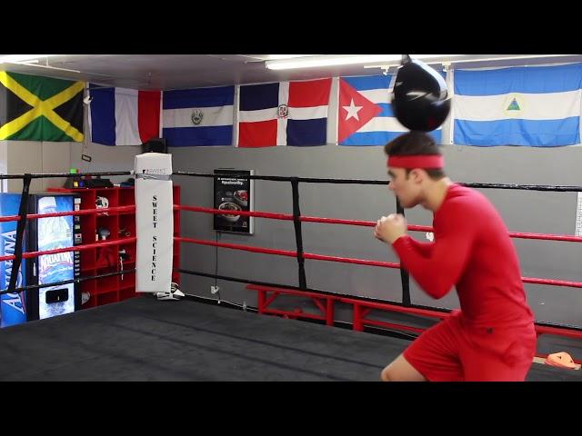 Beginner Head Movement Drills