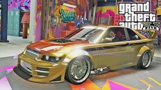 Sultan RS z GTA IV!! | GTA Online