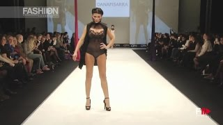 DANA PISARRA GRAND DEFILE LINGERIE MAGAZINE Fall 2016 2017 by Fashion Channel