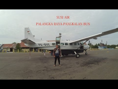 Flight Review Susi Aviation SI-8366 Cessna Grand Caravan C208B PKY-PKN