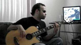 Gualbert Menéndez - The Doors Cars Hiss By My Window Bass Cover