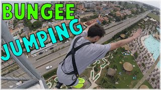 CHE FIGATA IL BUNGEE JUMPING