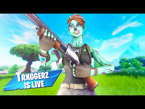 GHOUL TROOPER|6K Grind | Good player | Fortnite Live | #FearChronic #ChronicRc
