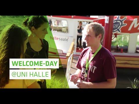 Uni Halle: Willkommen beim Studium