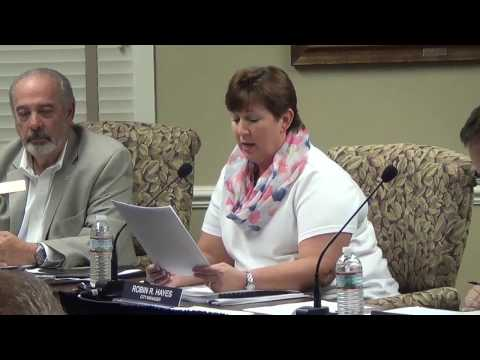 Mt. Dora, FL City Council decision to fire obnoxious City At