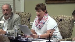 Mt. Dora, FL City Council decision to fire obnoxious City Attorney