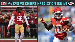49ers vs Chiefs Predictions (Week 3, 2018)