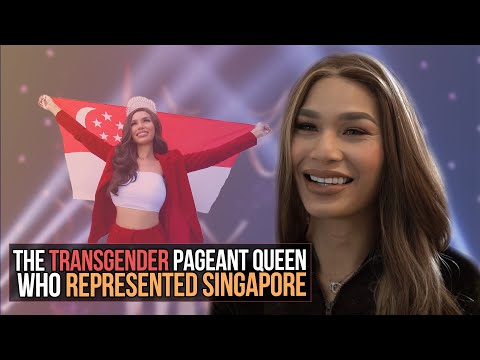 The Transgender Pageant Queen Who Represented Singapore