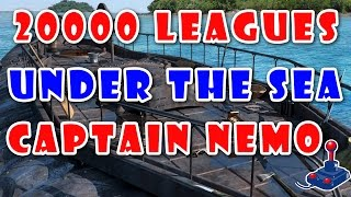 2000 Leagues Under The Sea Captain Nemo | FreeGamePick