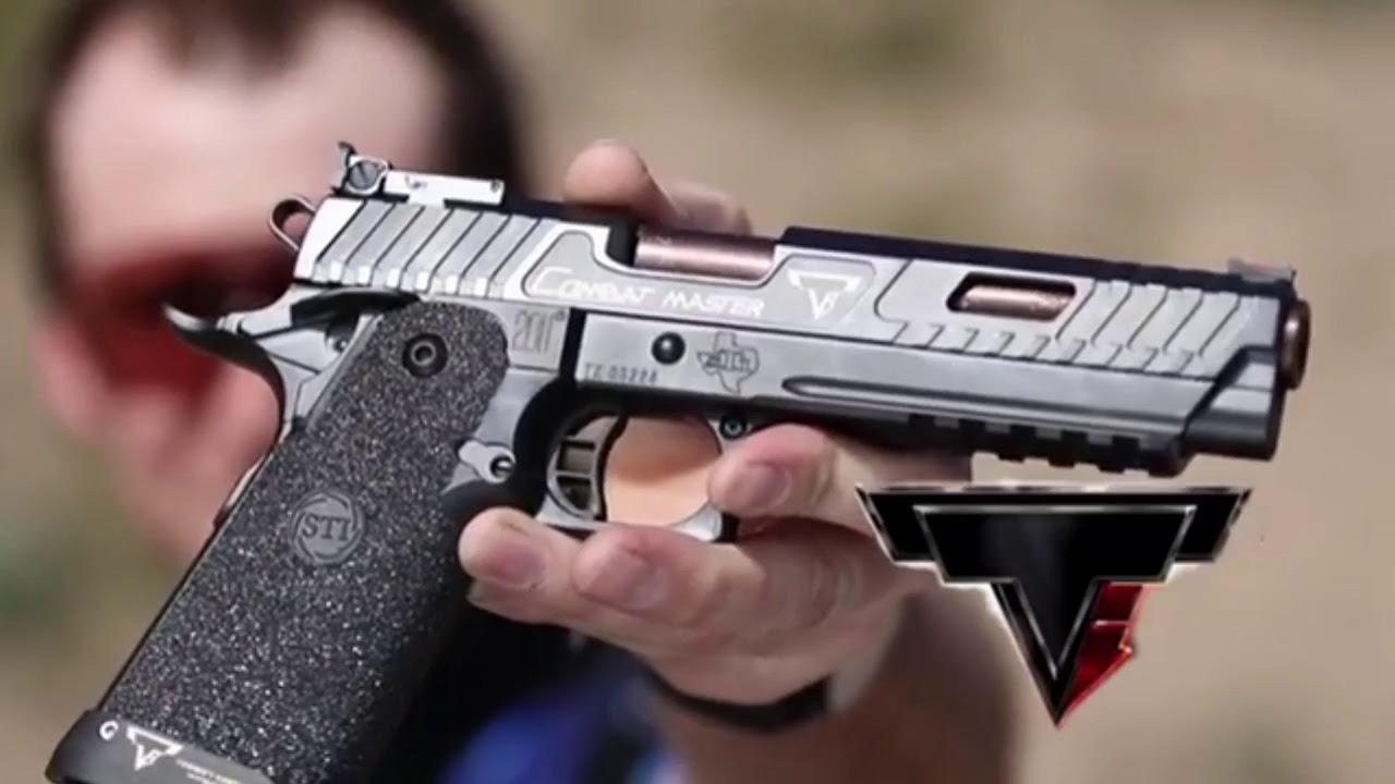STI 2011 Combat Master, la pistola de John Wick 3, ya disponible en