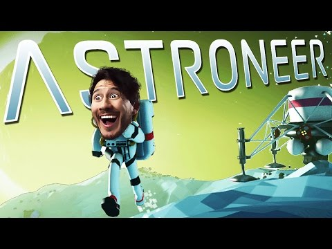 Astroneer | Part 1 | I FREAKING LOVE SPACE!!