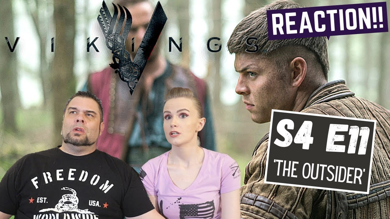 Download Vikings | S4 E11 'The Outsider' | Reaction | Review