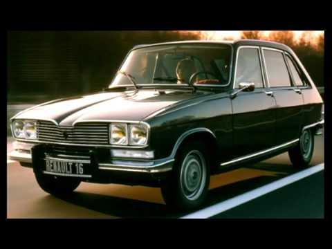 la voiture de l 39 ann e 1966 une rolls battue par la r16 youtube. Black Bedroom Furniture Sets. Home Design Ideas