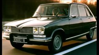 la voiture de lanne 1966 une rolls battue par la r16