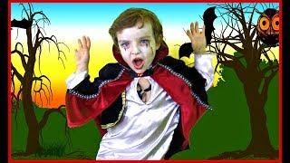 Halloween Stories for Kids from Makar