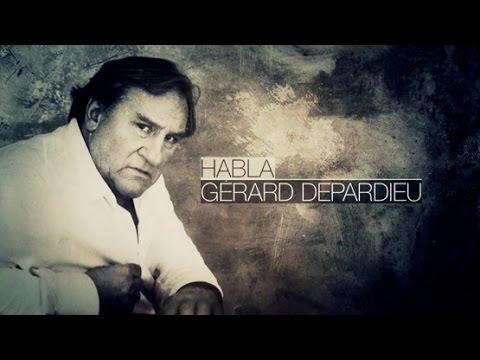 Habla Gérard Depardieu (1 de 3)