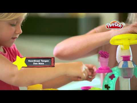 Play-Doh Indonesia | Learn through Creativity #2 Motor Skill development