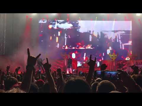 Judas Priest - Turbo Lover  ( Bucharest...