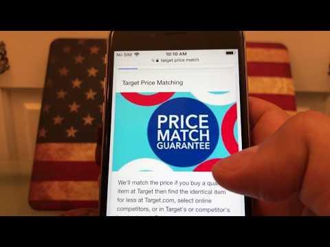 Price Match Policies Target Best Buy Walmart
