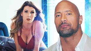 BAYWATCH EFFECT (4K) feat. THE ROCK thumbnail
