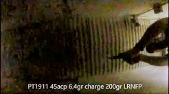 Alliant Power Pistol Flash Indoors. 9mm, .357mag, 45acp