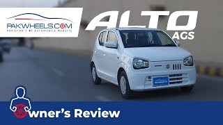 Suzuki Alto AGS 2019 | Owner's Review: Price, Specs & Features | PakWheels