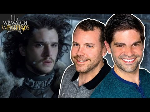 Game Of Thrones | Reaction | 1x03 | Lord Snow | We Watch Westeros