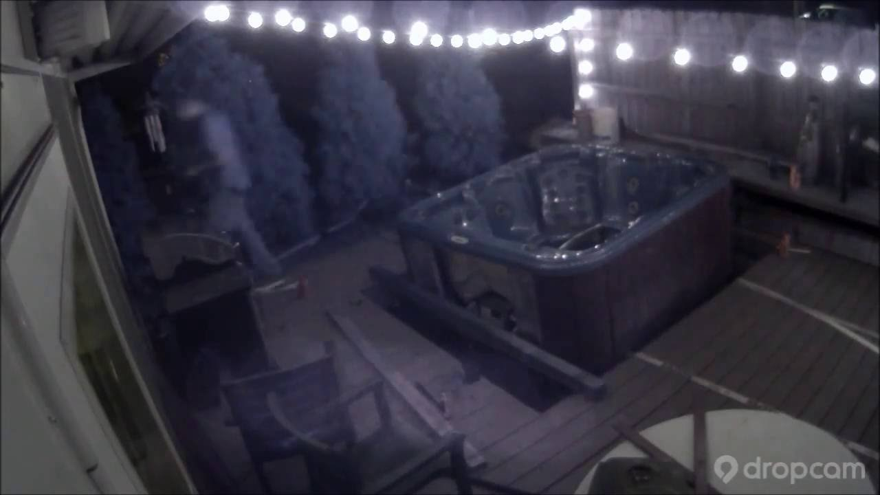 How To Remove A Hot Tub From Deck Or Hole With 2 People Time Wiring Video Lapse