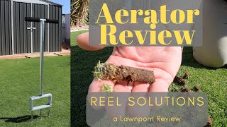Reel Solutions Aerator Product Review