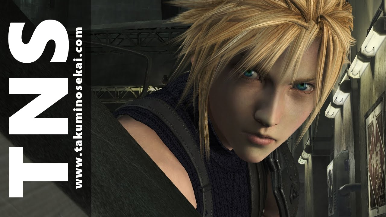 Final Fantasy VII Remake - PlayStation Experience 2015 Trailer - YouTube