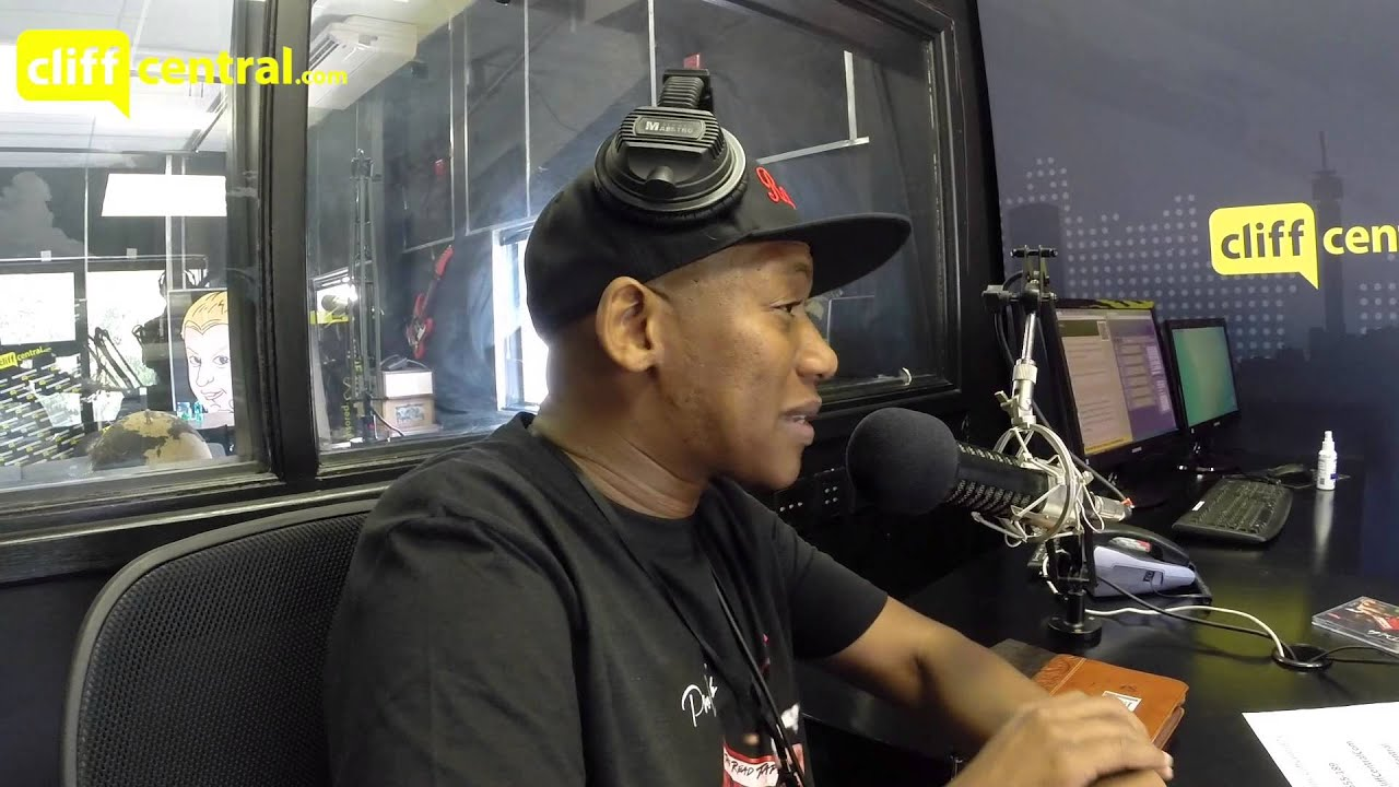 ProVerb's amazing 5-min freestyle!