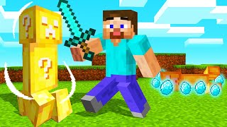 minecraft-but-mobs-are-lucky-blocks-amazing-loot