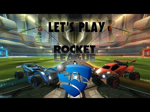 Let's Play - Rocket League - Sh*t Burp vs Fart Gargle