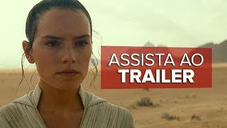 STAR WARS 9 Trailer Brasileiro LEGENDADO 2019 1