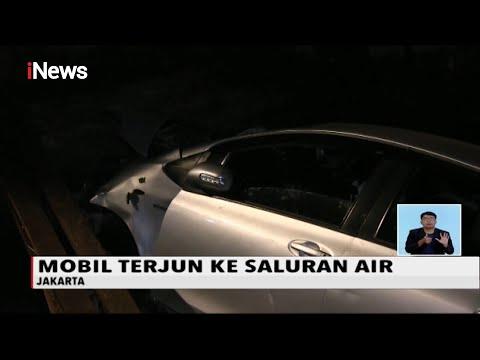 Ngebut, Pengemudi Tabrak Ojol Hingga Tewas di Grogol - iNews Siang 16/10