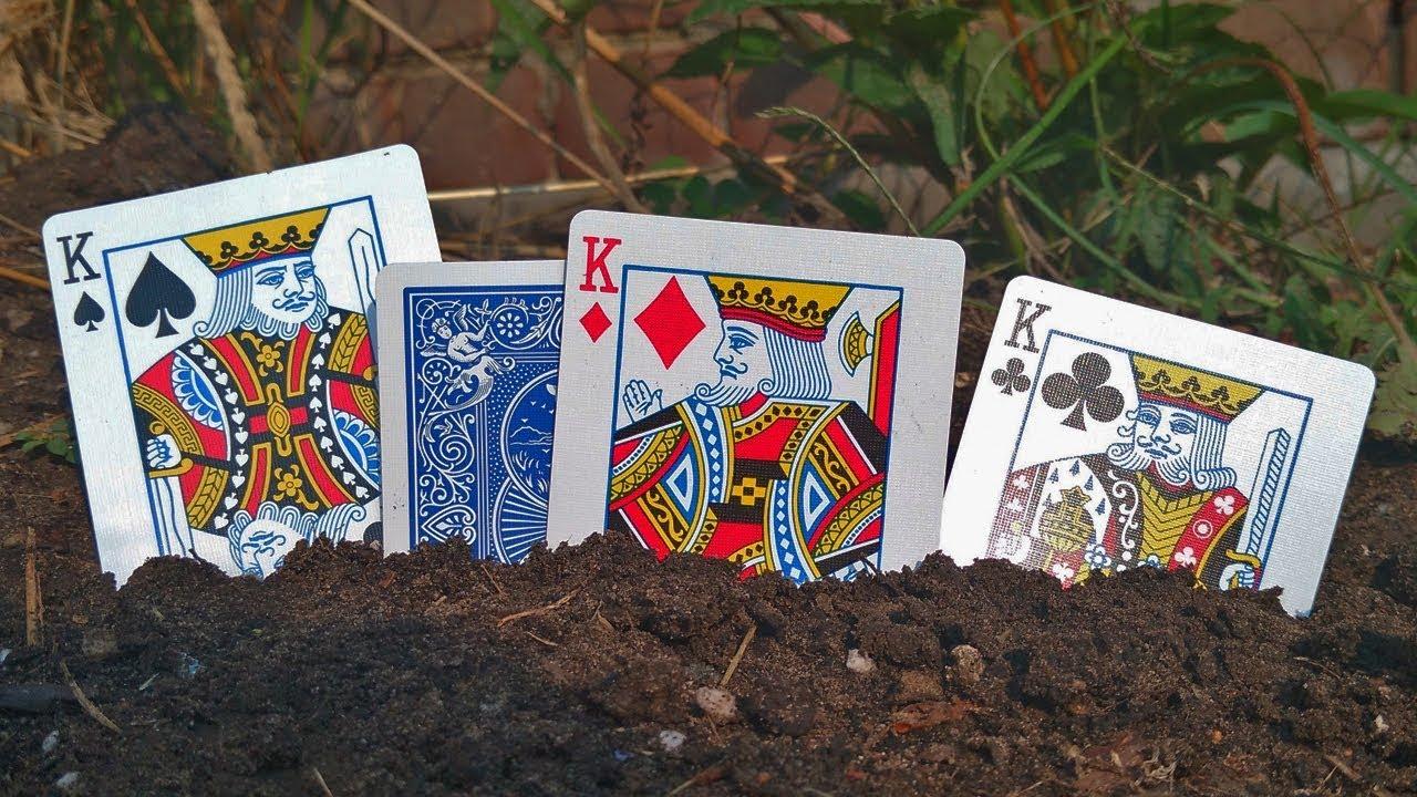 AMAZE FRIENDS WITH 'EARTHQUAKE' CARD TRICK! (Magic Secrets Revealed!)