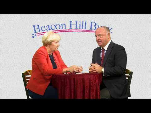 Beacon Hill Buzz - with Stephen Crosby, MA Gaming Commission Chair